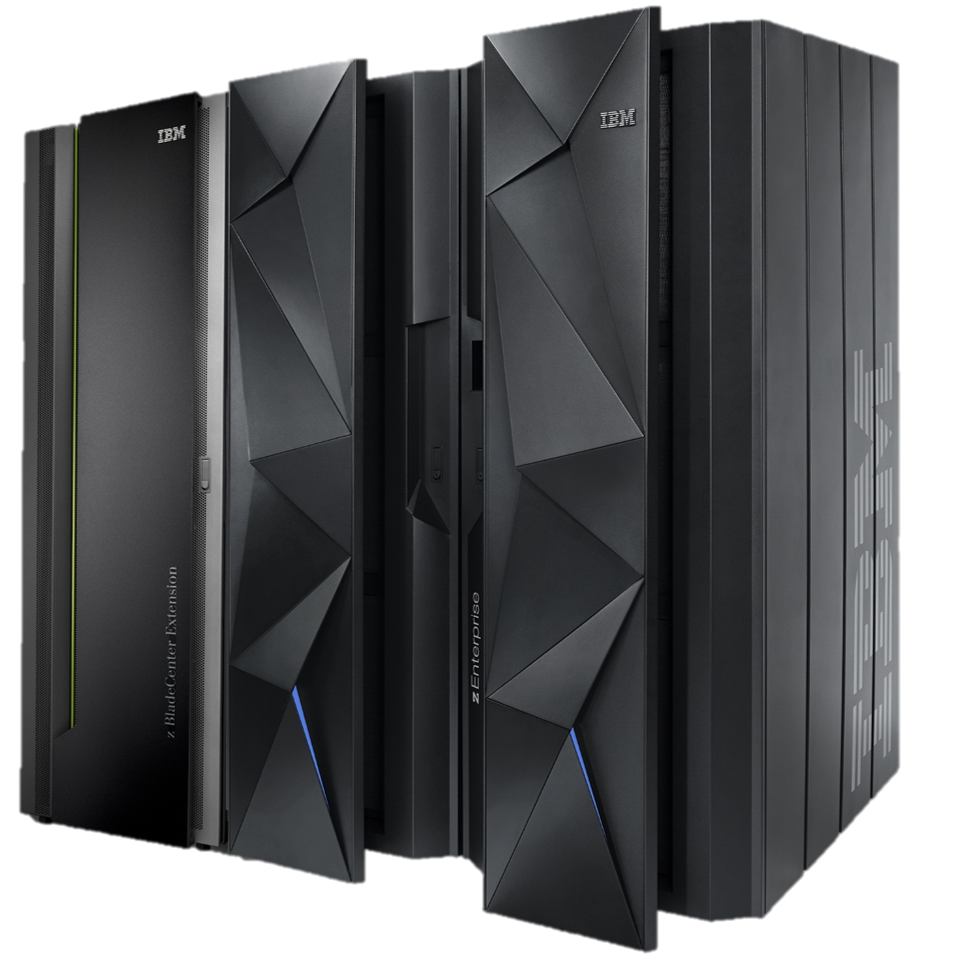 IBM mainframe in the cloud